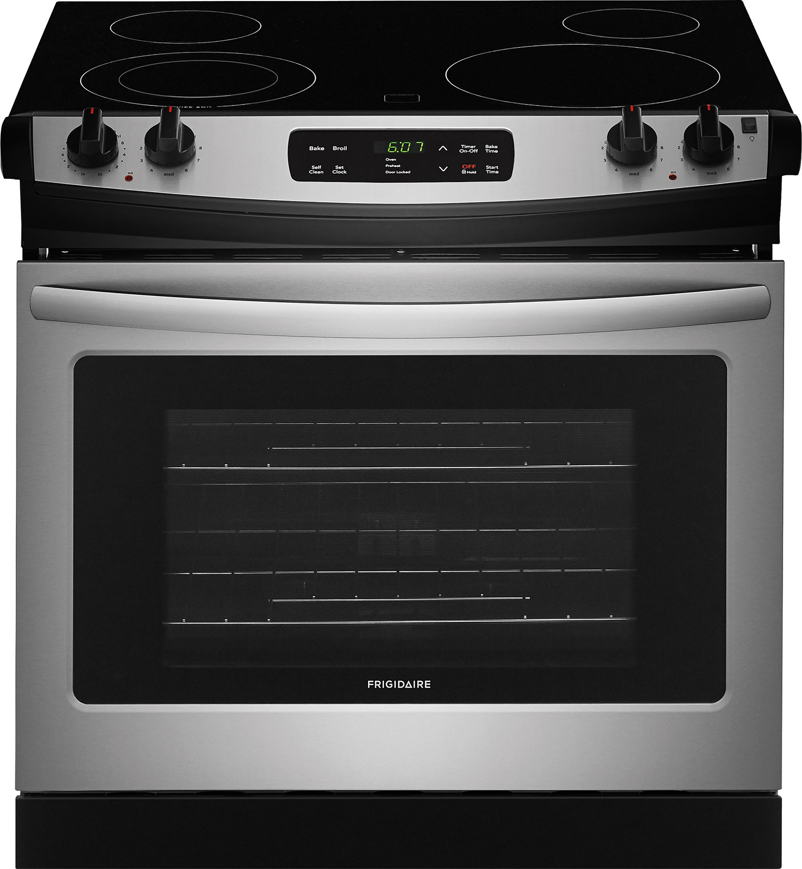 Frigidaire Ffed3026ts 30 Inch Drop In Electric Range With