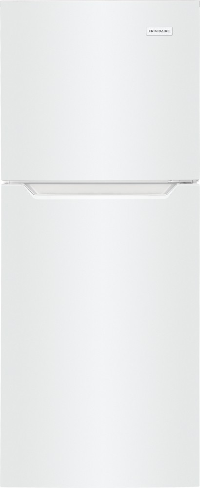Image of Frigidaire 24 Inch 10.1 Cu. Ft. Top Freezer Refrigerator FFET1022UW