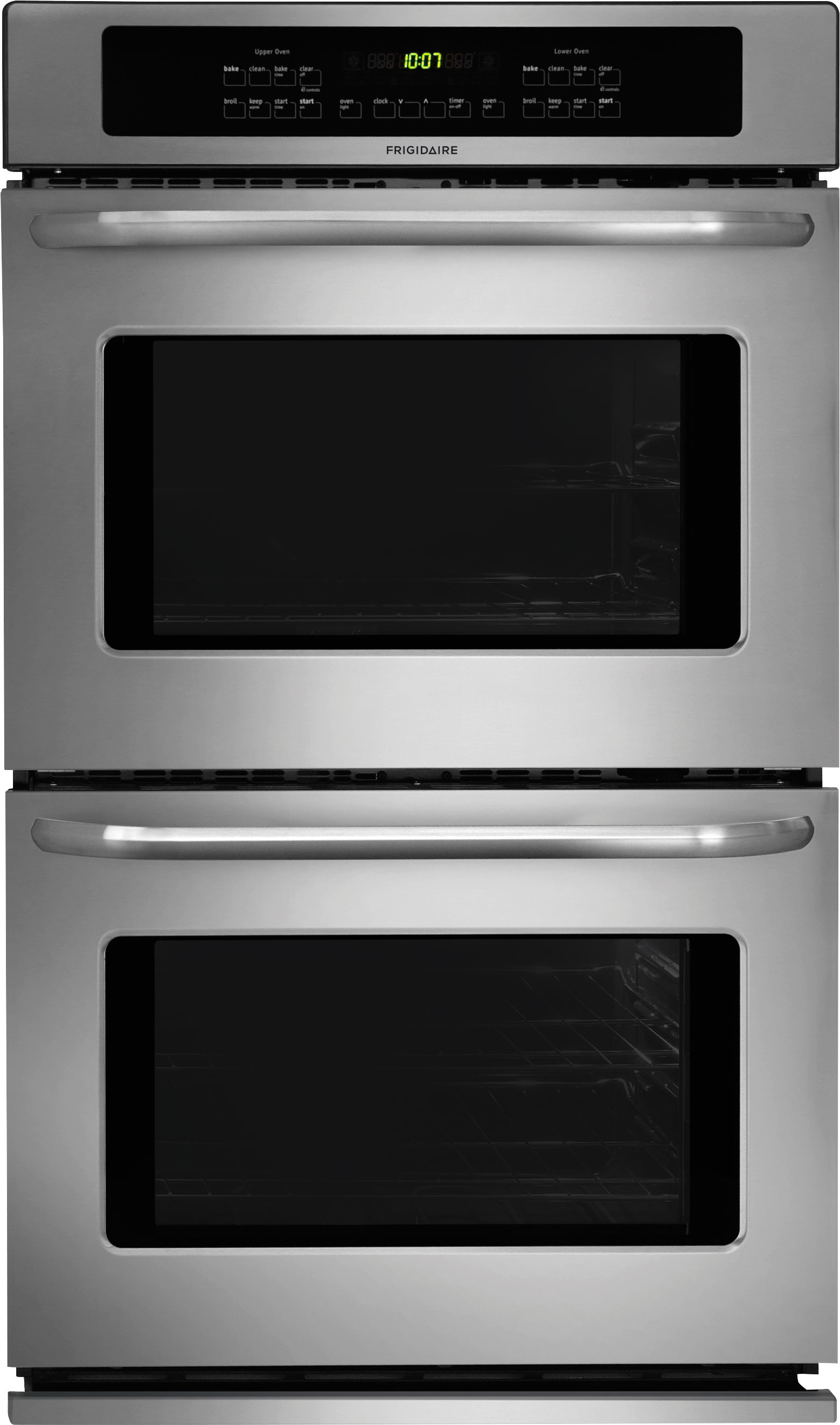 Frigidaire Ffet3025ps 30 Inch Double Electric Wall Oven With 46 Cu Baking Wiring Diagram Ft Self Clean Ovens Delay Option Timed Cook Keep Warm Setting And Auto