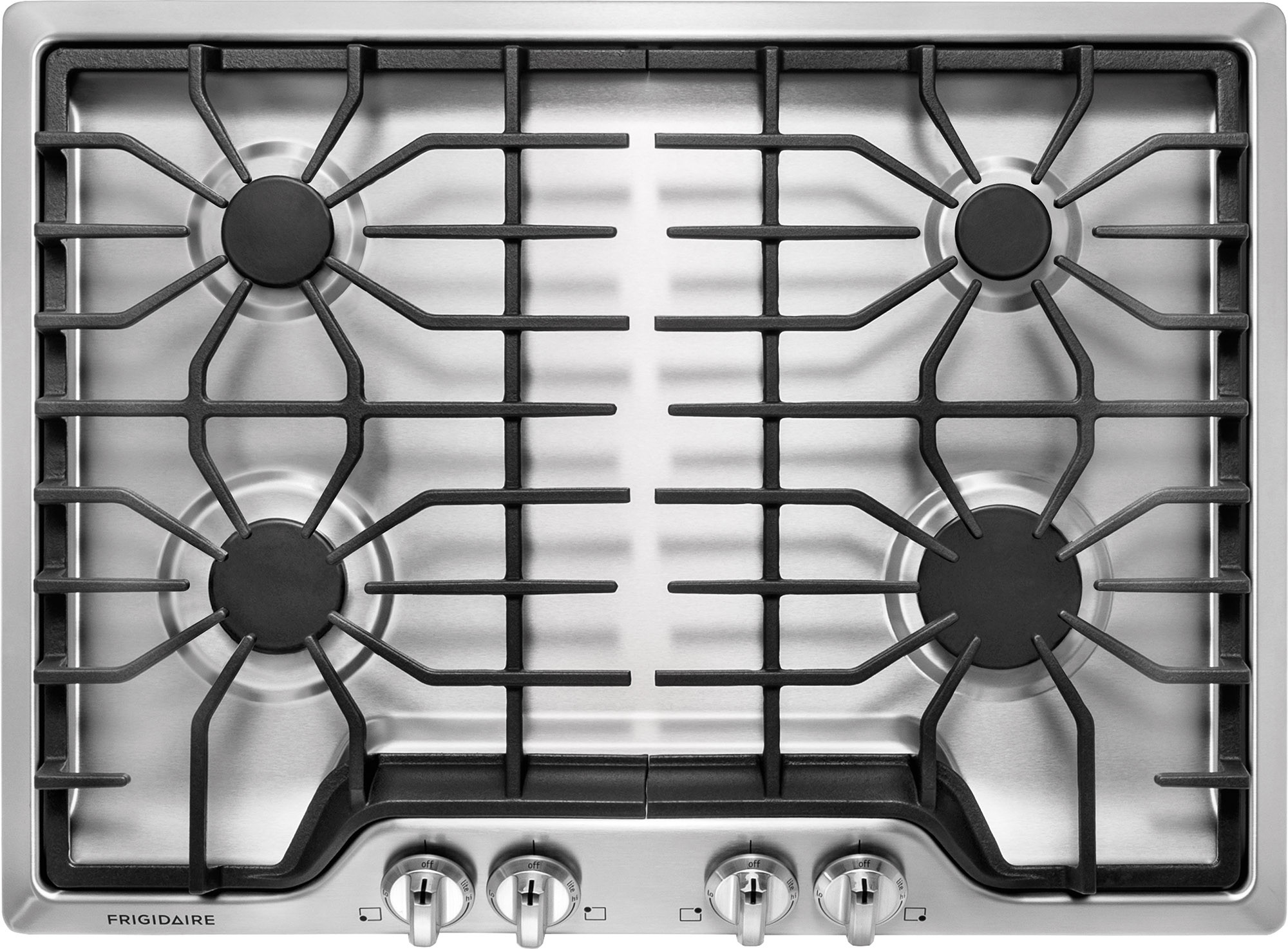 Frigidaire Ffgc3026ss 30 Inch Gas Cooktop With 4 Sealed Burners