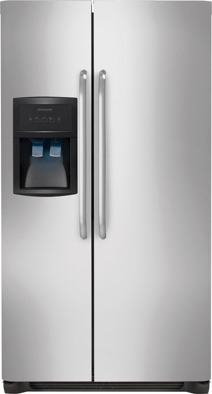 Frigidaire Stainless Steel Refrigerators