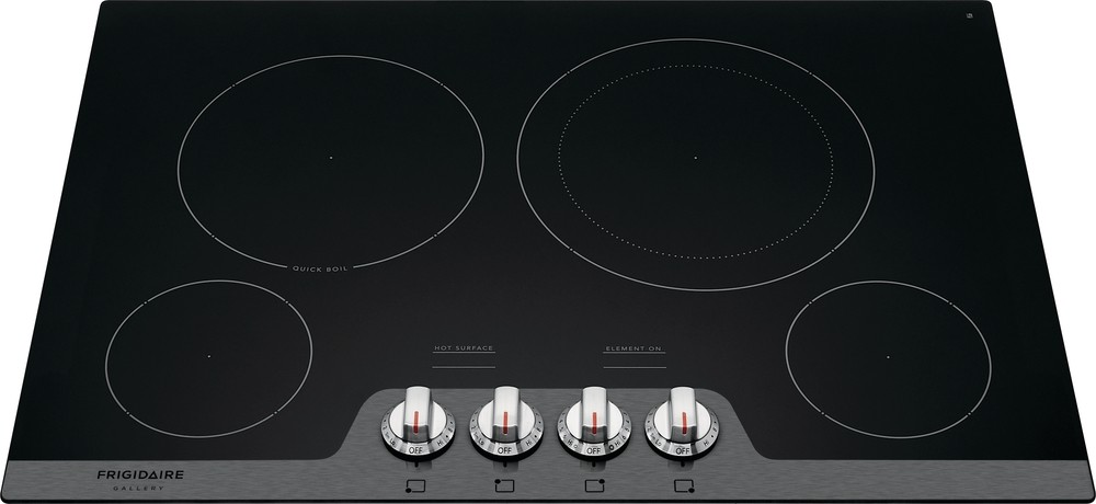 Frigidaire Fgec3048us 30 Inch Electric Cooktop With Spacewise
