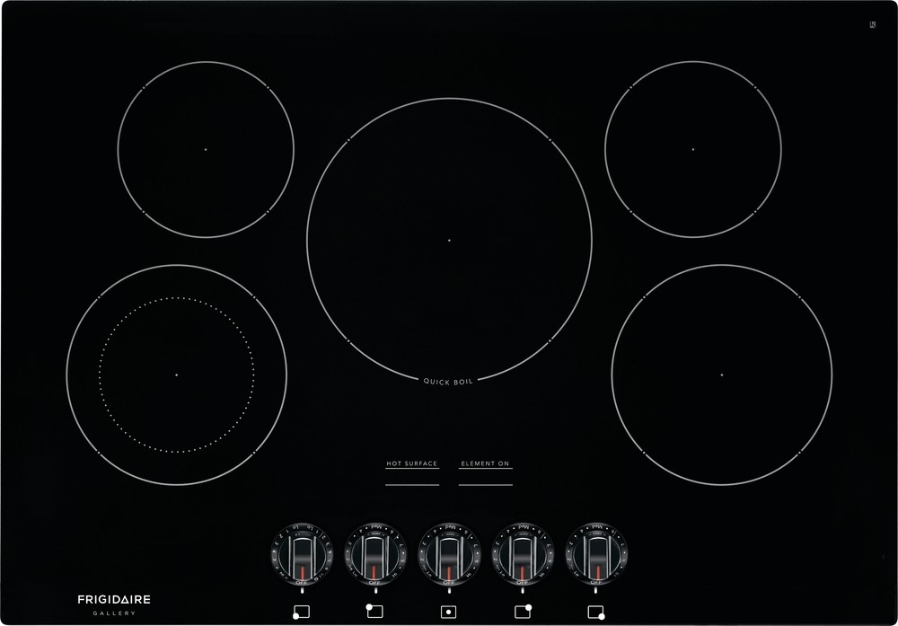 Frigidaire Gallery Series 30 Inch Electric Cooktop on