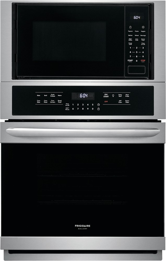Frigidaire Fgmc2766uf 27 Inch Electric Combination Wall