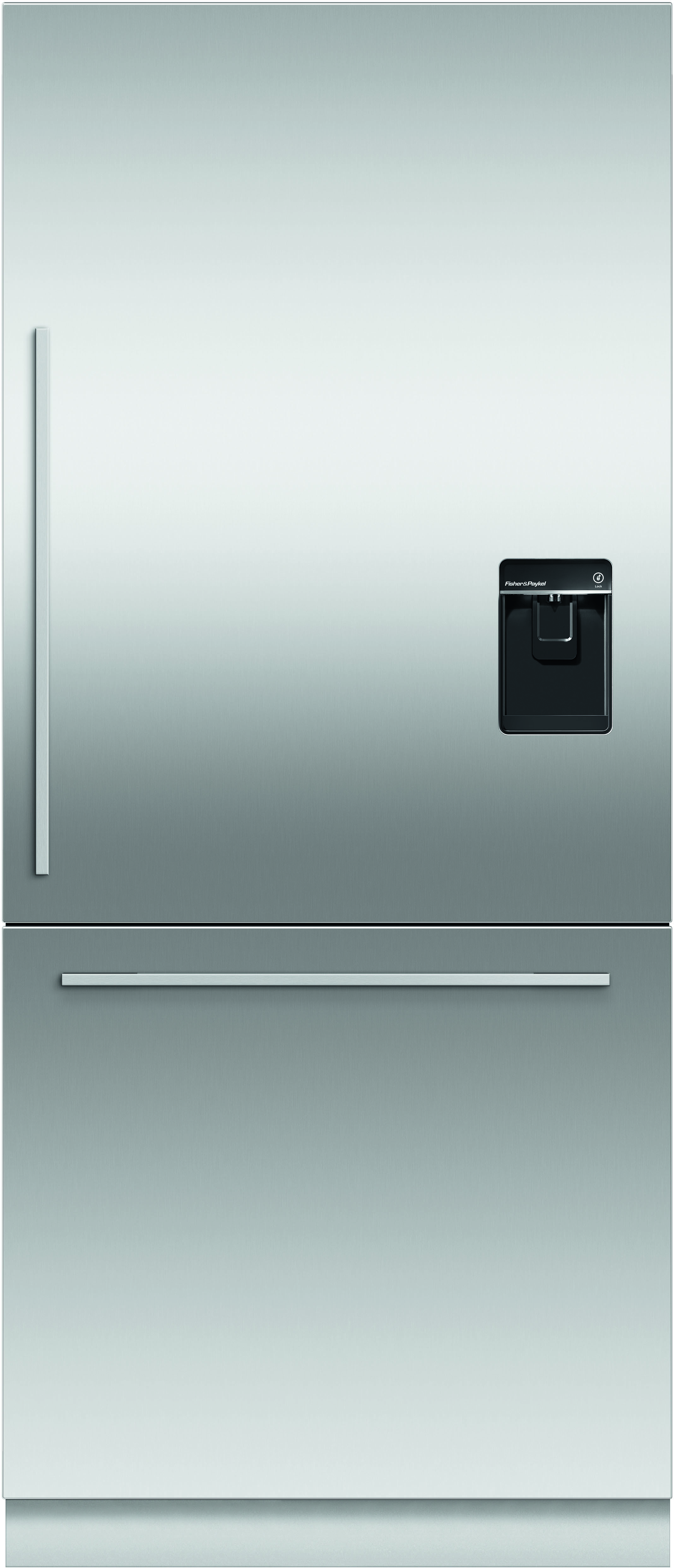 Fisher & Paykel RS36W80RU1 36 Inch Bottom Freezer Refrigerator with ...