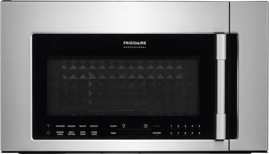 Frigidaire Fpbm3077rf 1 8 Cu Ft Over The Range Microwave