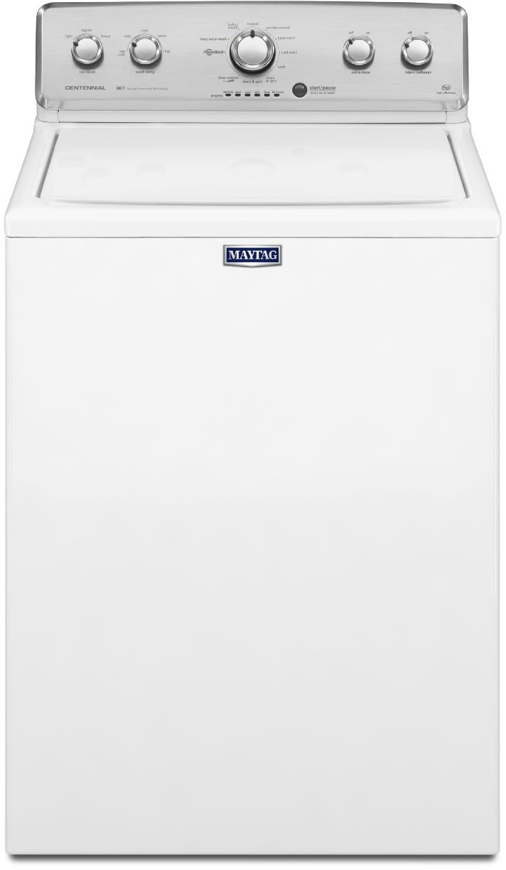 Maytag Mvwc555dw 28 Inch 4 3 Cu Ft Top Load Washer With