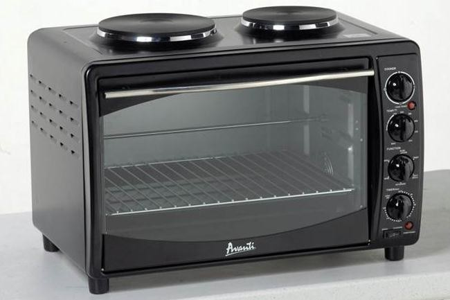 Avanti Mkb42b 23 Inch Electric Multi Function Oven With 2
