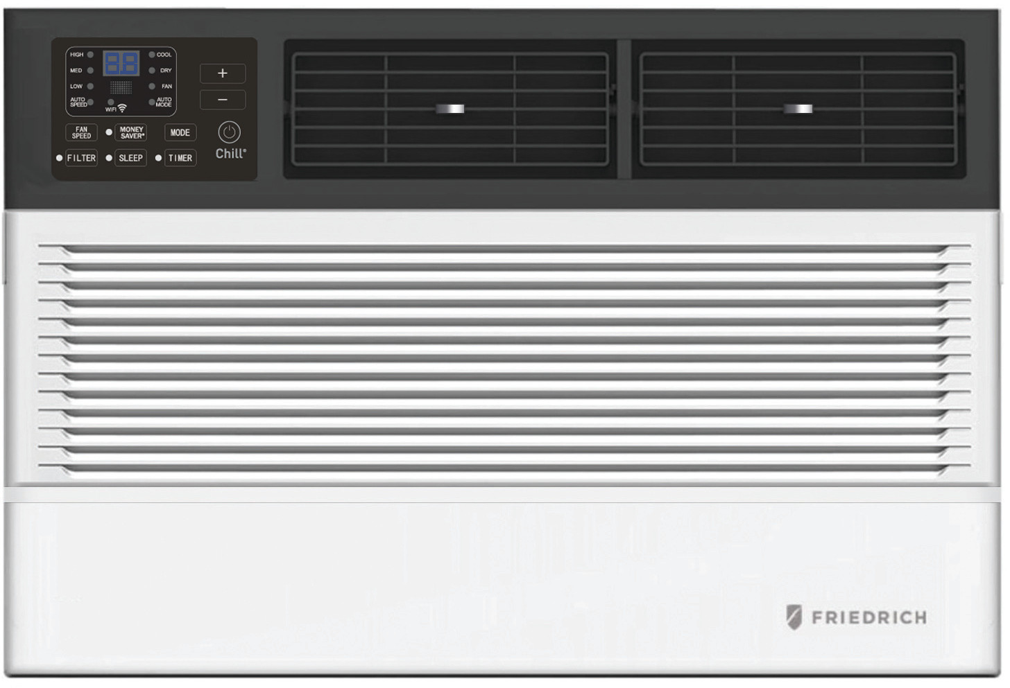Friedrich Chill Premier 6,000 BTU Window Air Conditioner CCF06A10A