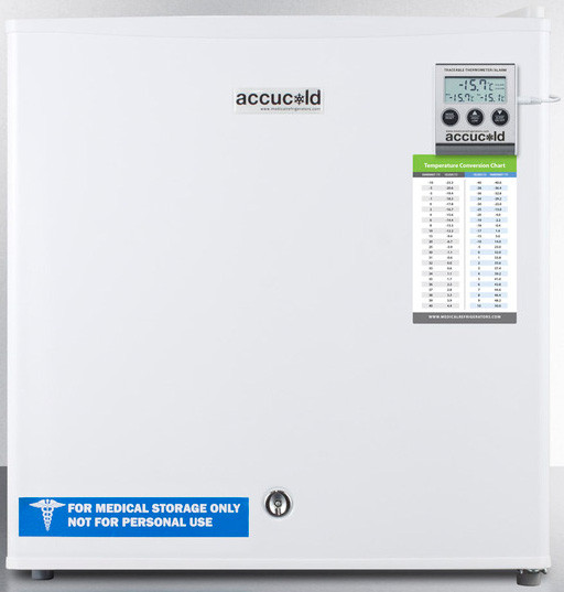 Accucold 1.4 Cu. Ft. Compact Upright Freezer Fs24lmed