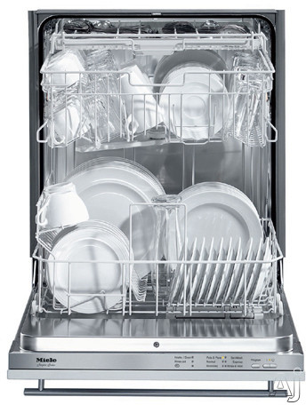 Miele G2181SCVI Fully Integrated Dishwasher with 6 Wash