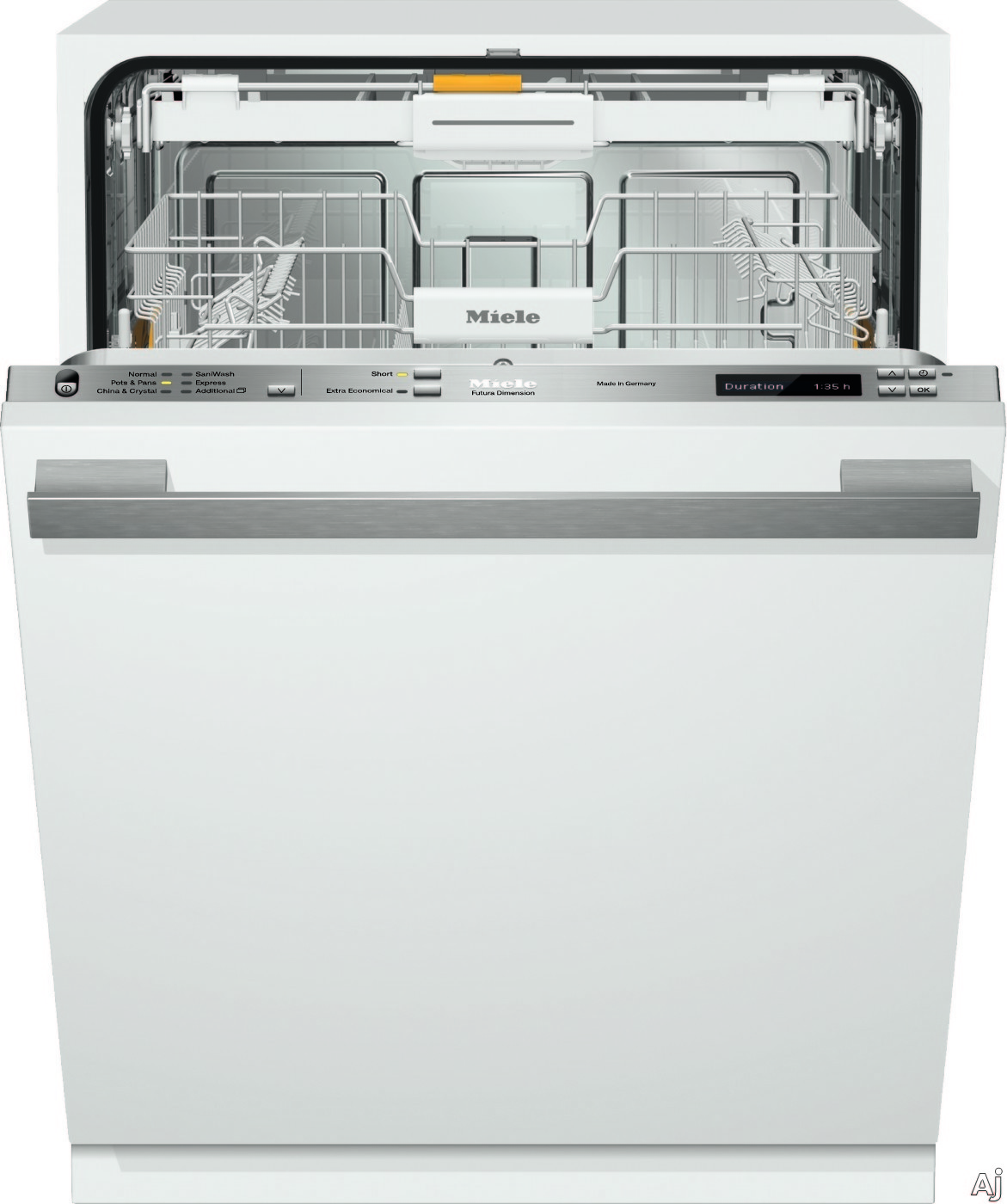 Miele Futura Dimension Series G6365SCVI