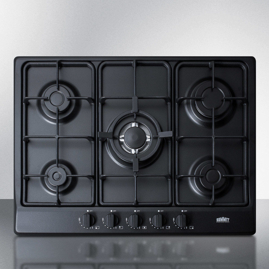 Gas Cooktop To Image Disclaimer Summit Gc5272b 27 Inch Gas Cooktop With Sealed Sabaf Burners