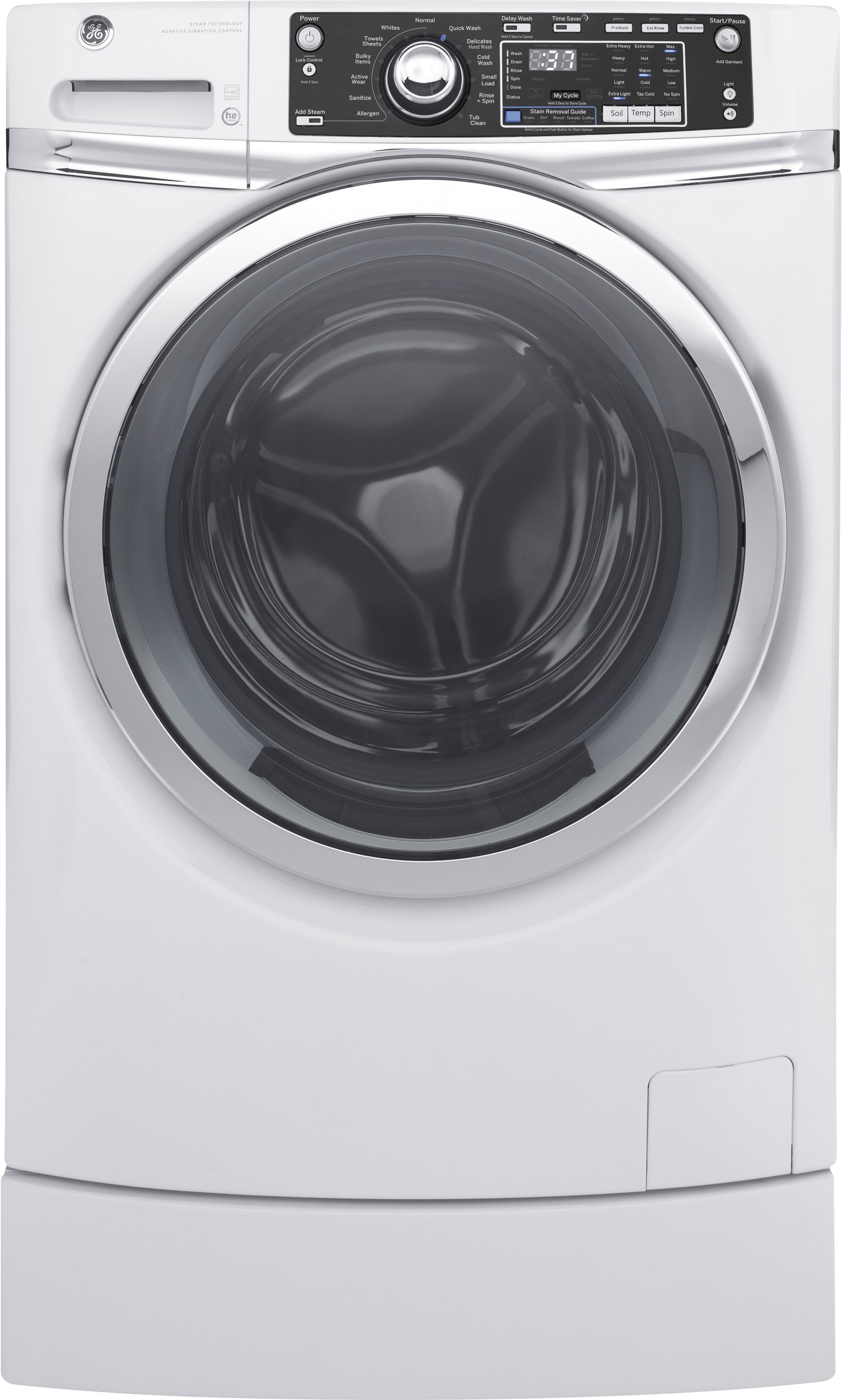Capacity Steam 13 Wash Cycles Built In Rightheight Pedestal Quick Allergen Cycle Nsf Certified Sanitize Precision Dispense Internal Water