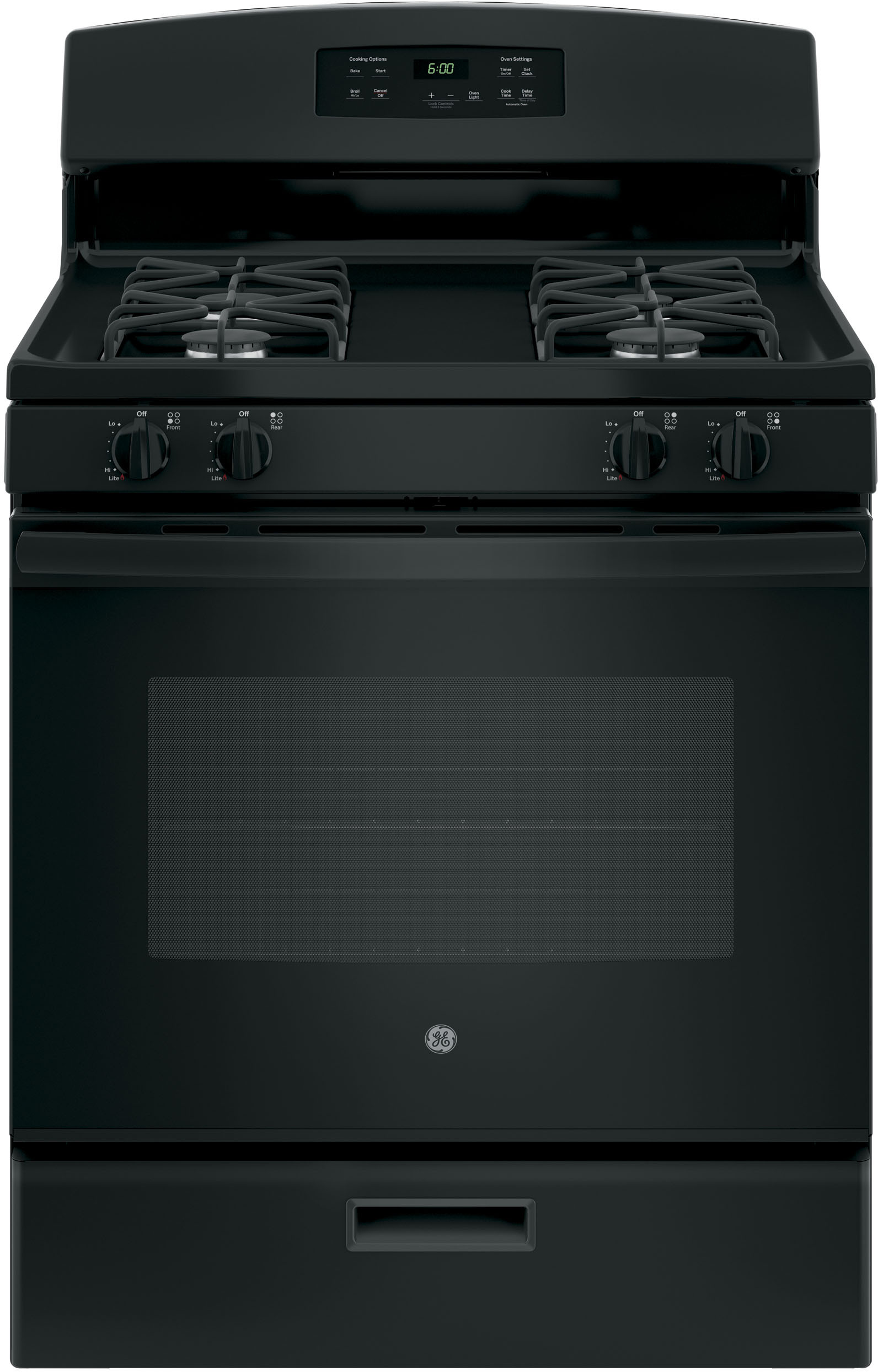 How To Clean Black Appliances Freestanding Gas Ranges