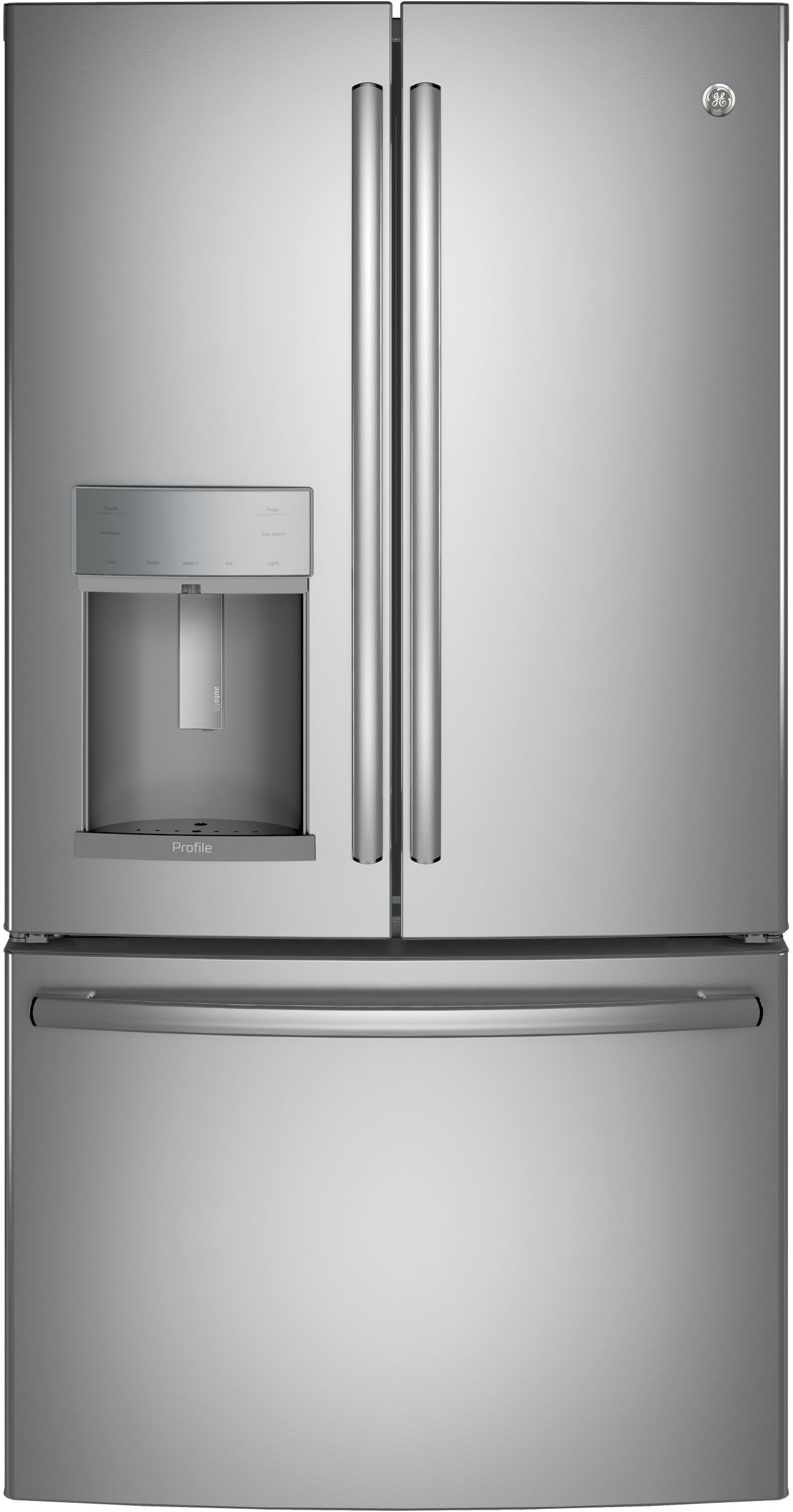 Ge 30 inch side by side white refrigerator - Ge 30 Inch Side By Side White Refrigerator 18