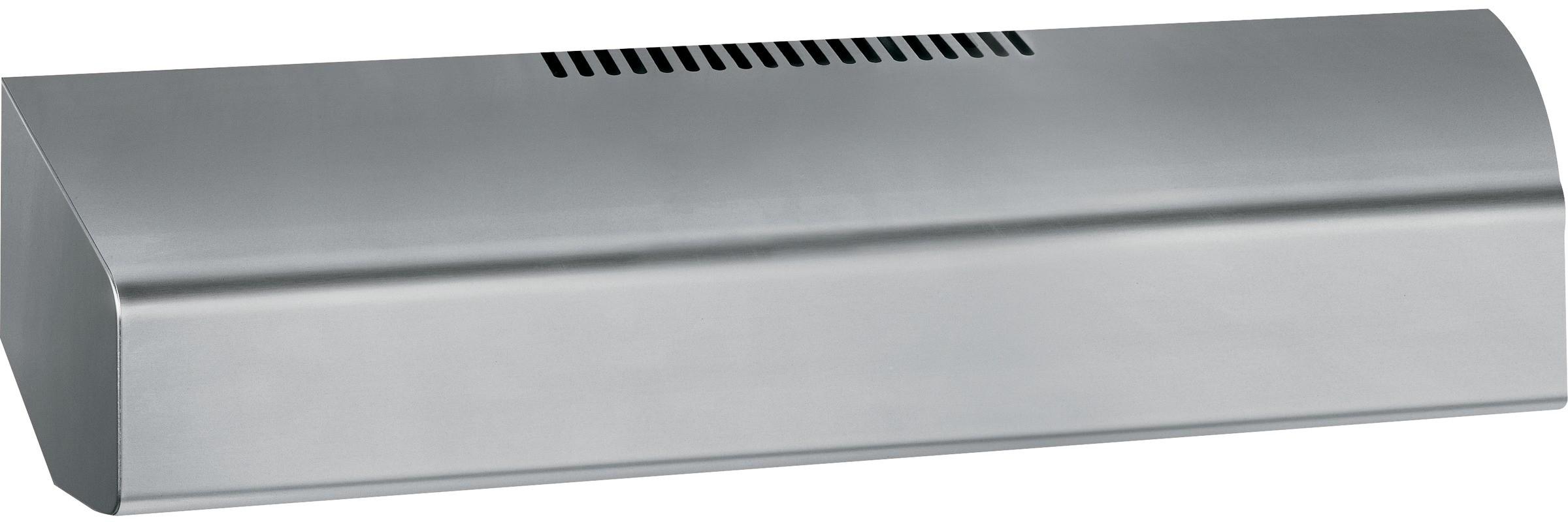 Ge Jv536hss 30 Inch Under Cabinet Range Hood With Up To 250 Cfm