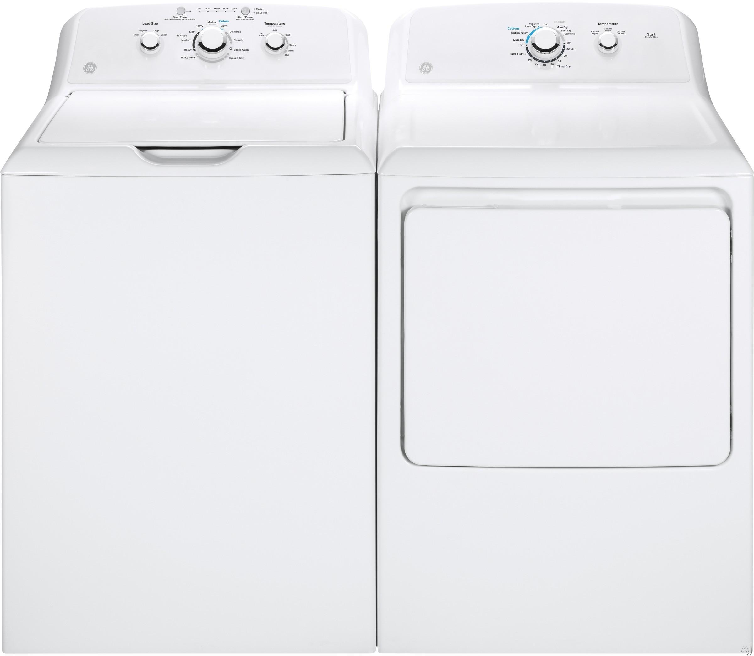 Top Load Washer & Dryer Sets