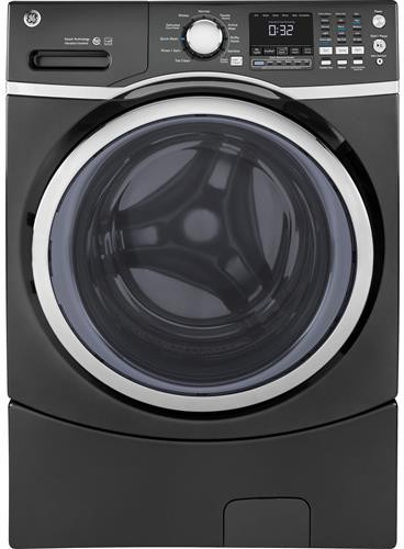 Ge 27 Inch Front Load Washer