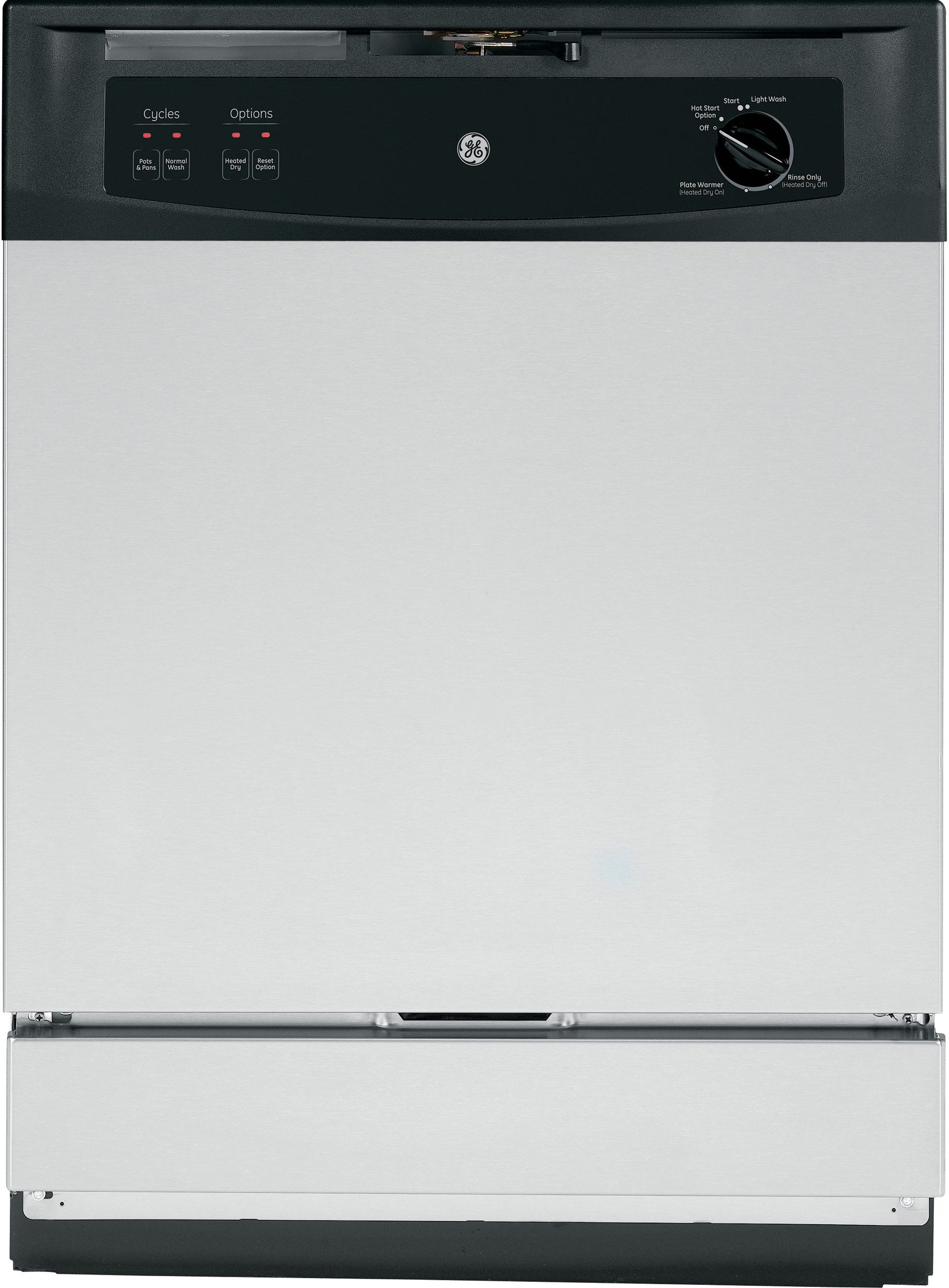 Stainless Steel Dishwasher Panel Kit Ge Dishwashers To Restore Glassware And Plates To Sparkling Conditions