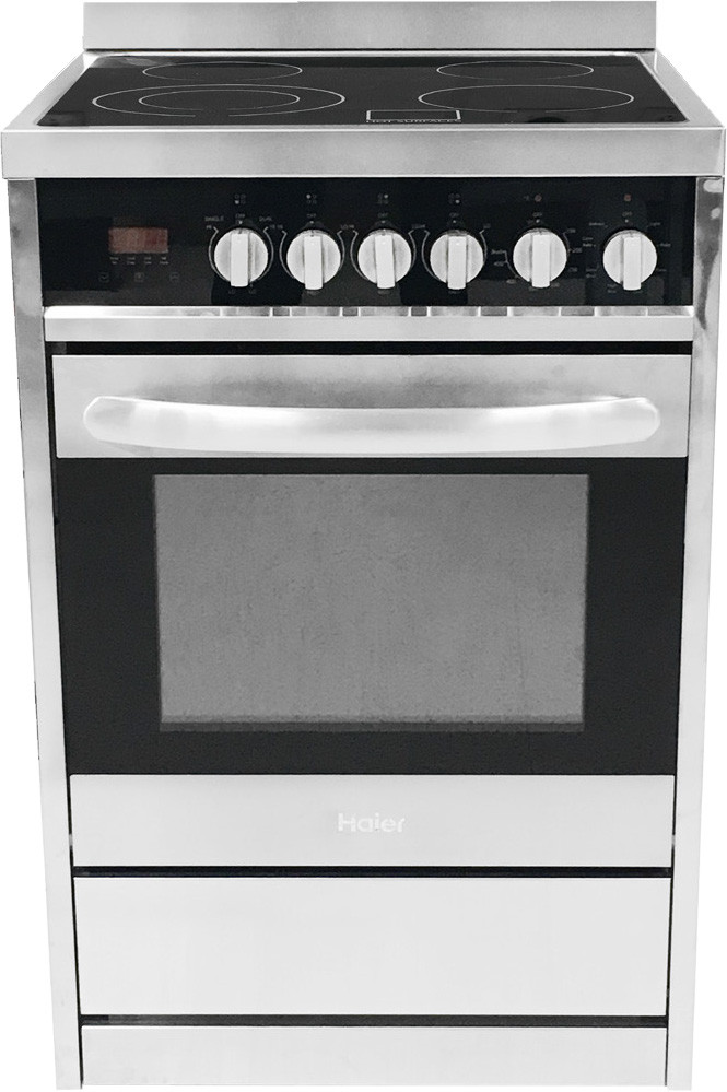 Haier Hcr2250aes 24 Inch Electric Range