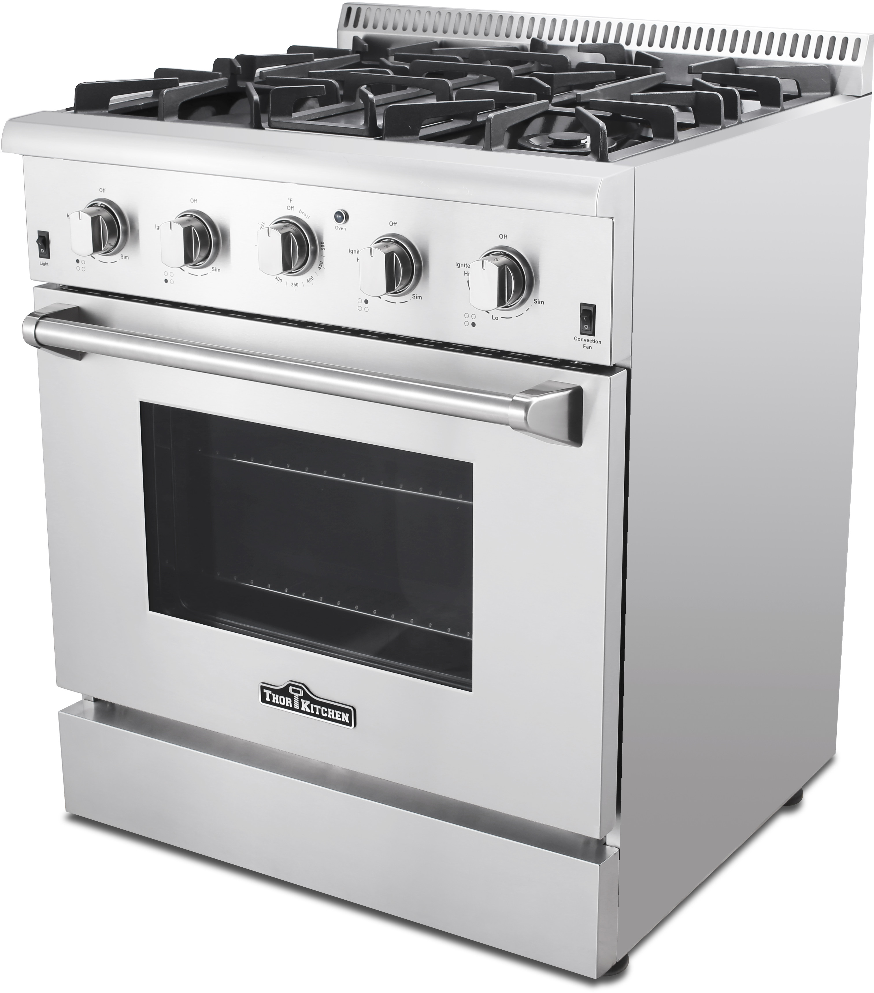 Gas Ranges | Gas Stoves