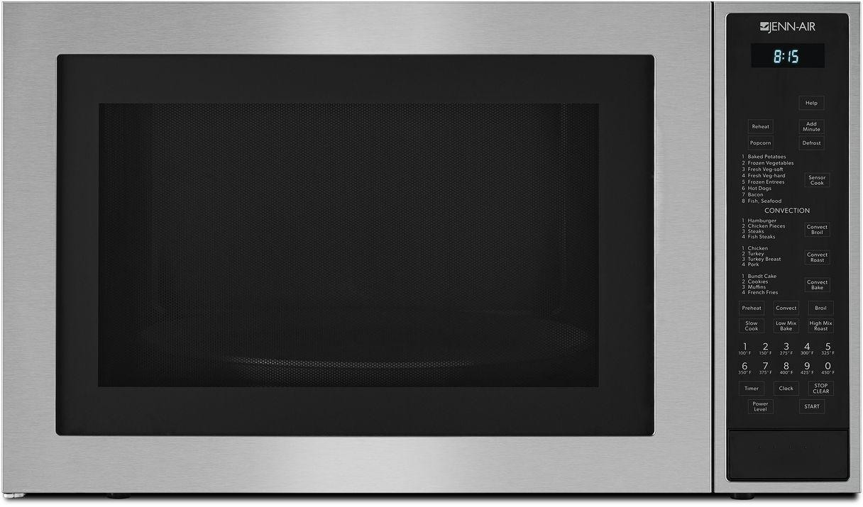 Jennair Jmc3415es 25 Inch Countertop Microwave Oven With