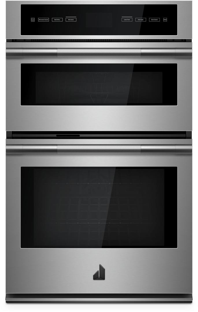 Jennair Jmw2427il 27 Inch Combination Wall Oven With