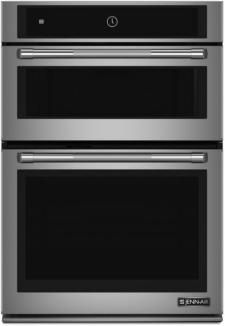 Jennair Jmw2430dp 30 Inch Double Combination Electric Wall Oven