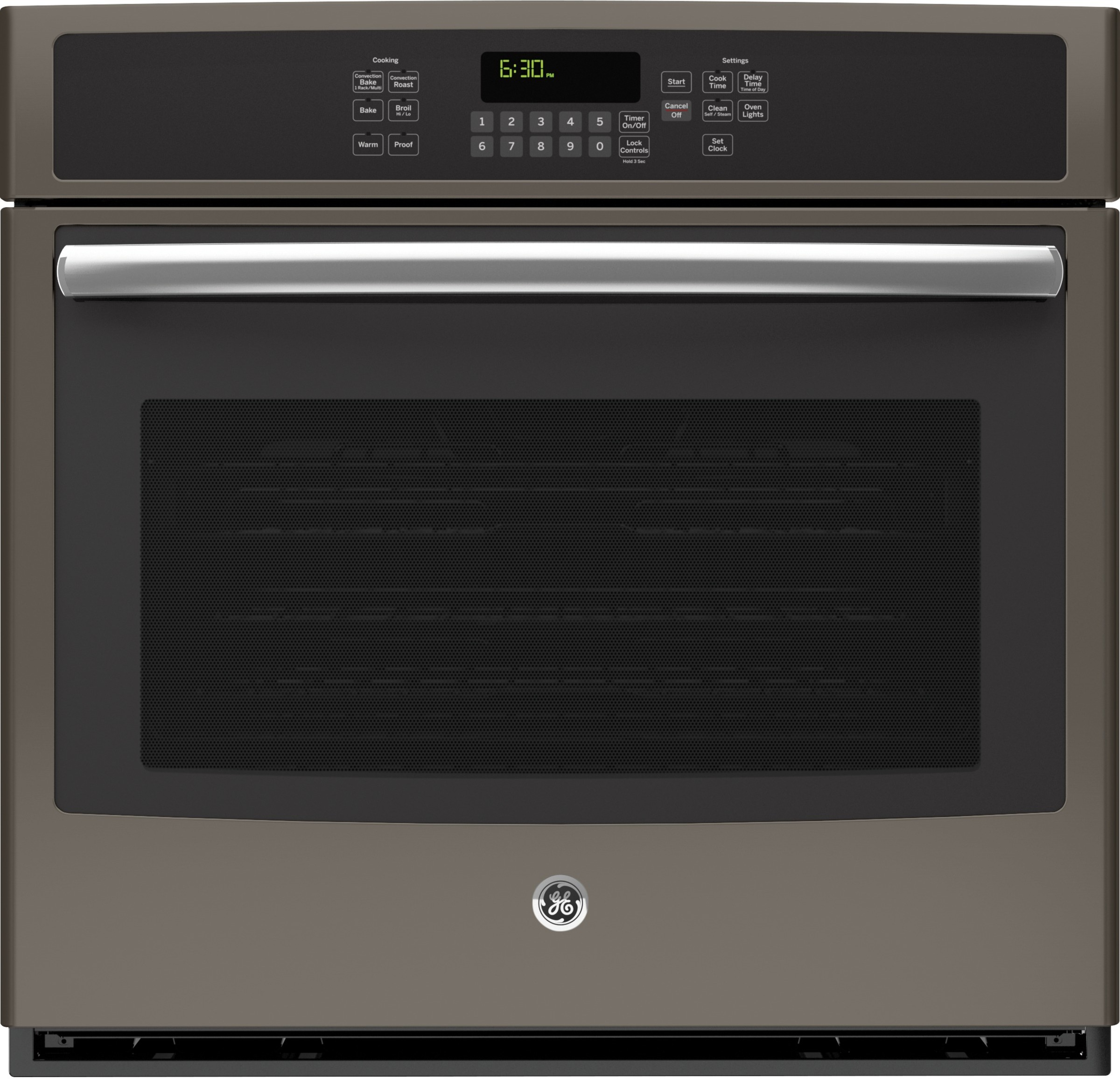 Ge Jt5000ejes 30 Inch Electric Single Wall Oven With Ten
