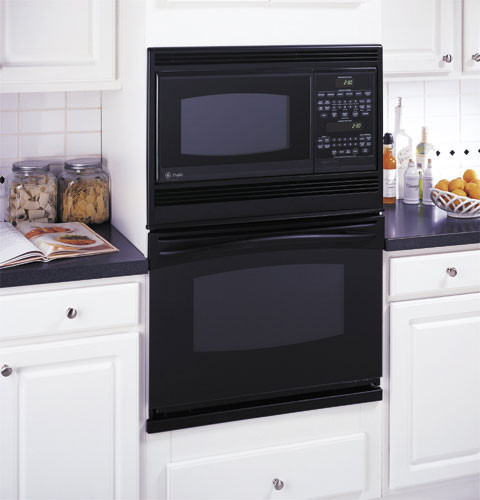 Ge Jt965bfbb 30 Inch Combination Microwave Double Wall