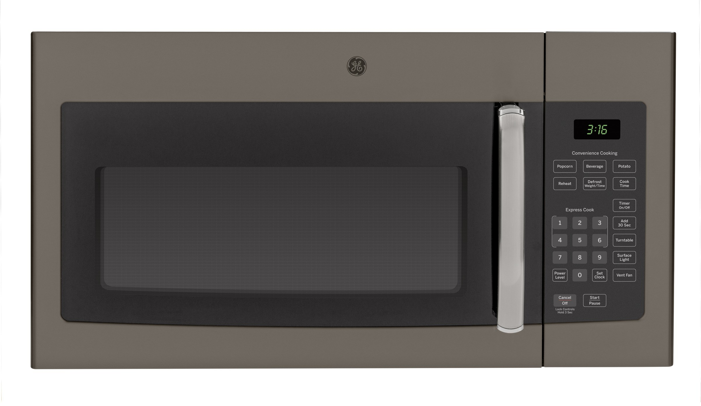 Ge Jvm3160efes 30 Inch Over The Range Microwave Oven With
