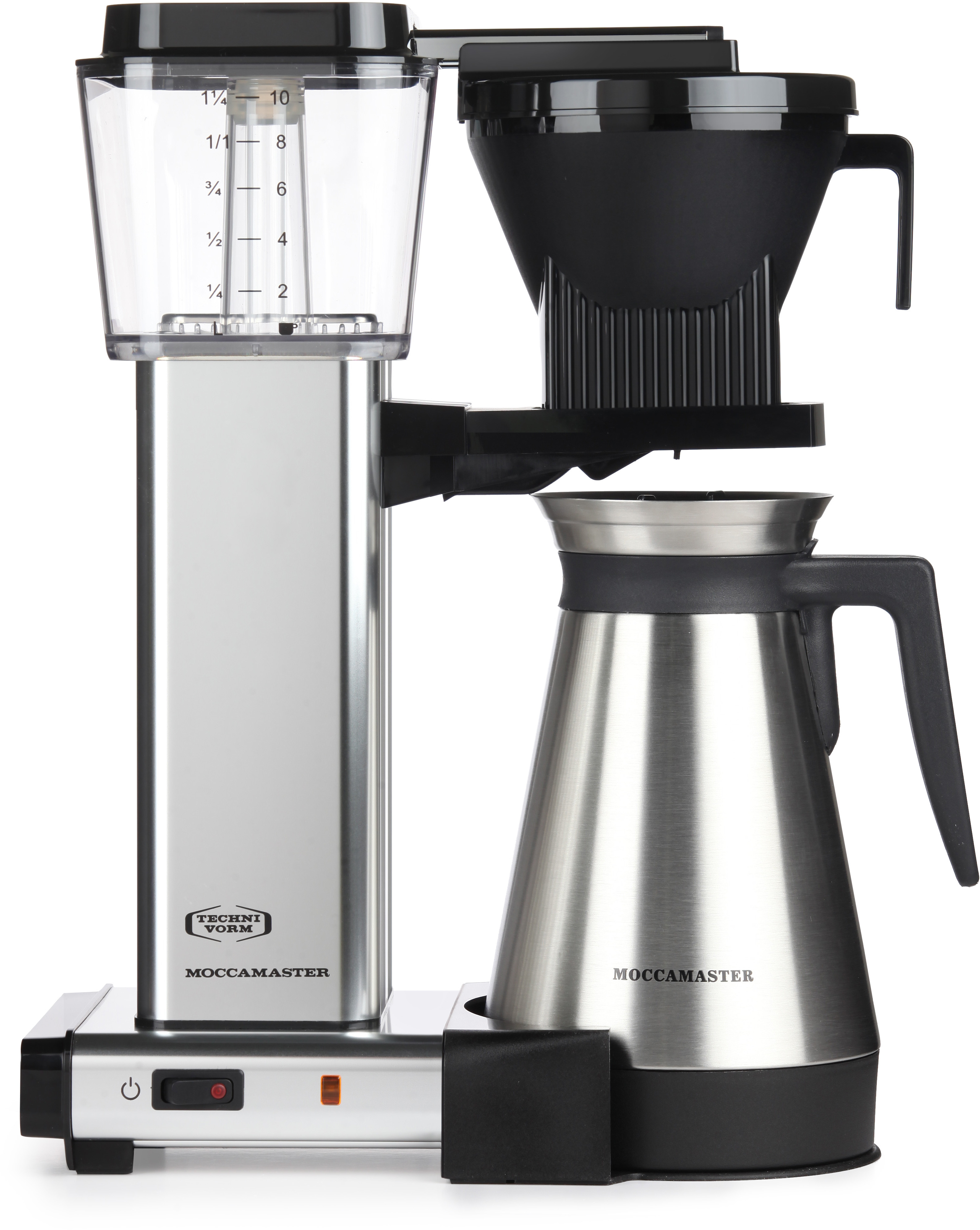 Technivorm 79312 Moccamaster Kbgt Drip Coffee Maker With Copper