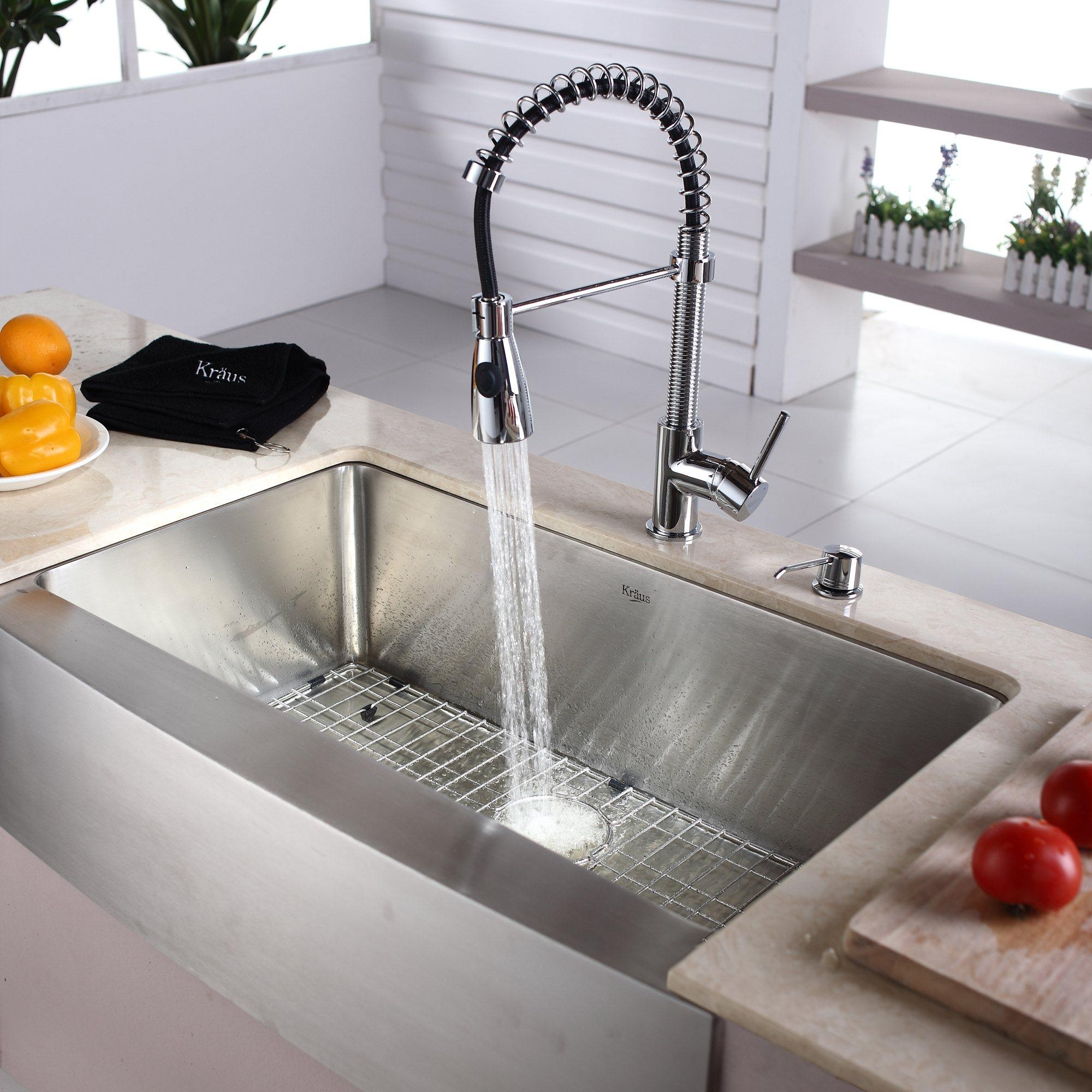 Sink & Faucet Combinations