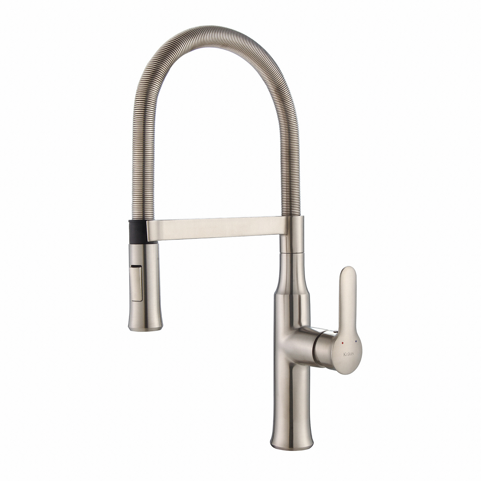 Spiral Spring Kitchen Faucets