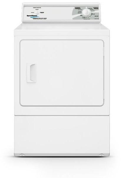 Speed Queen Ldg30rgs113tw01 27 Inch Commercial Gas Dryer