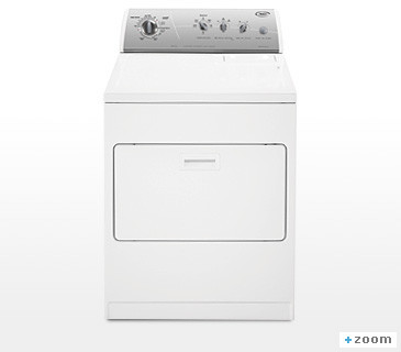 Whirlpool Leq9858pw 29 Inch Electric Dryer With 7 0 Cu Ft Capacity 9 Automatic Cycles Ultimate Care Ii Dry System White W Silver Metallic Console