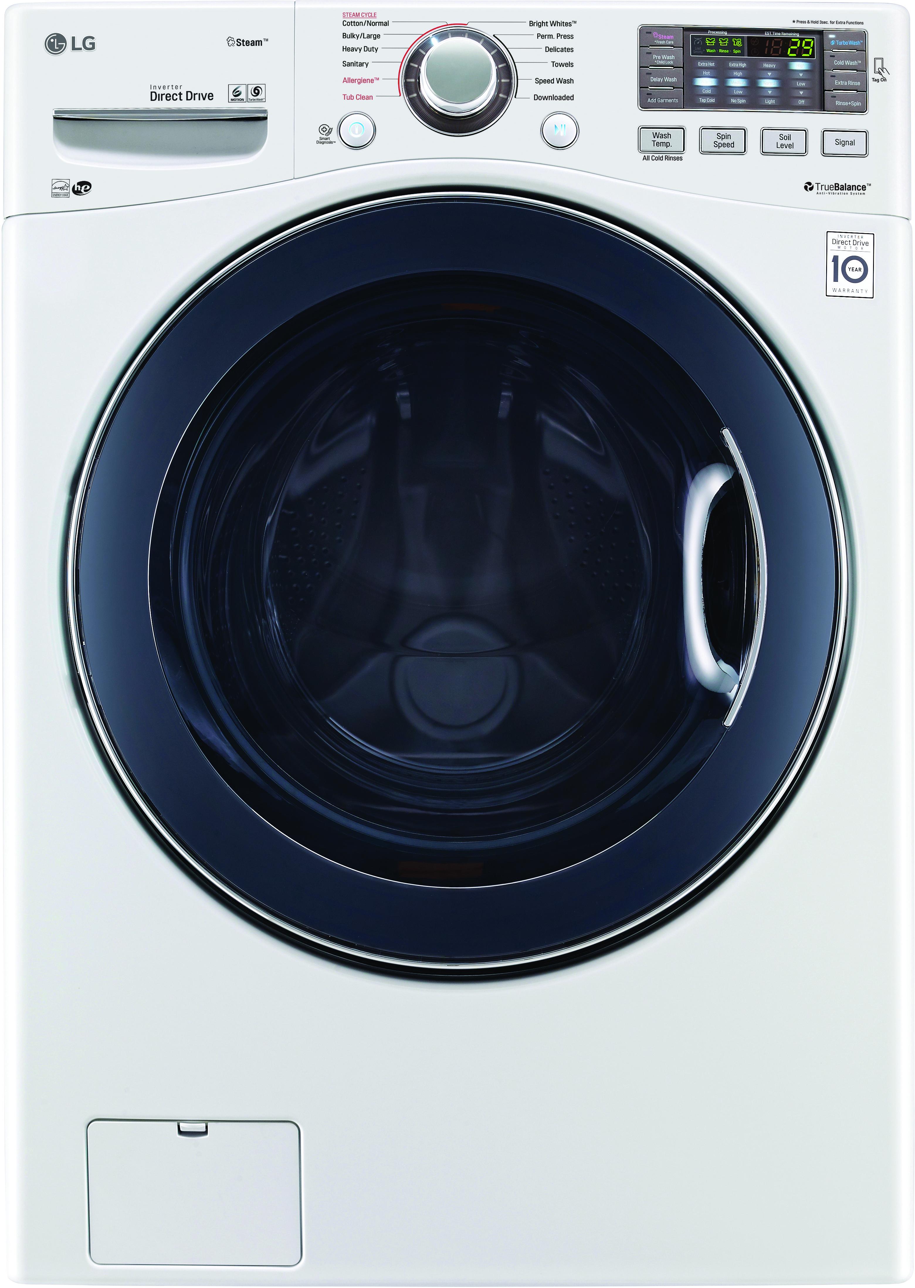 washer wm3770hwa