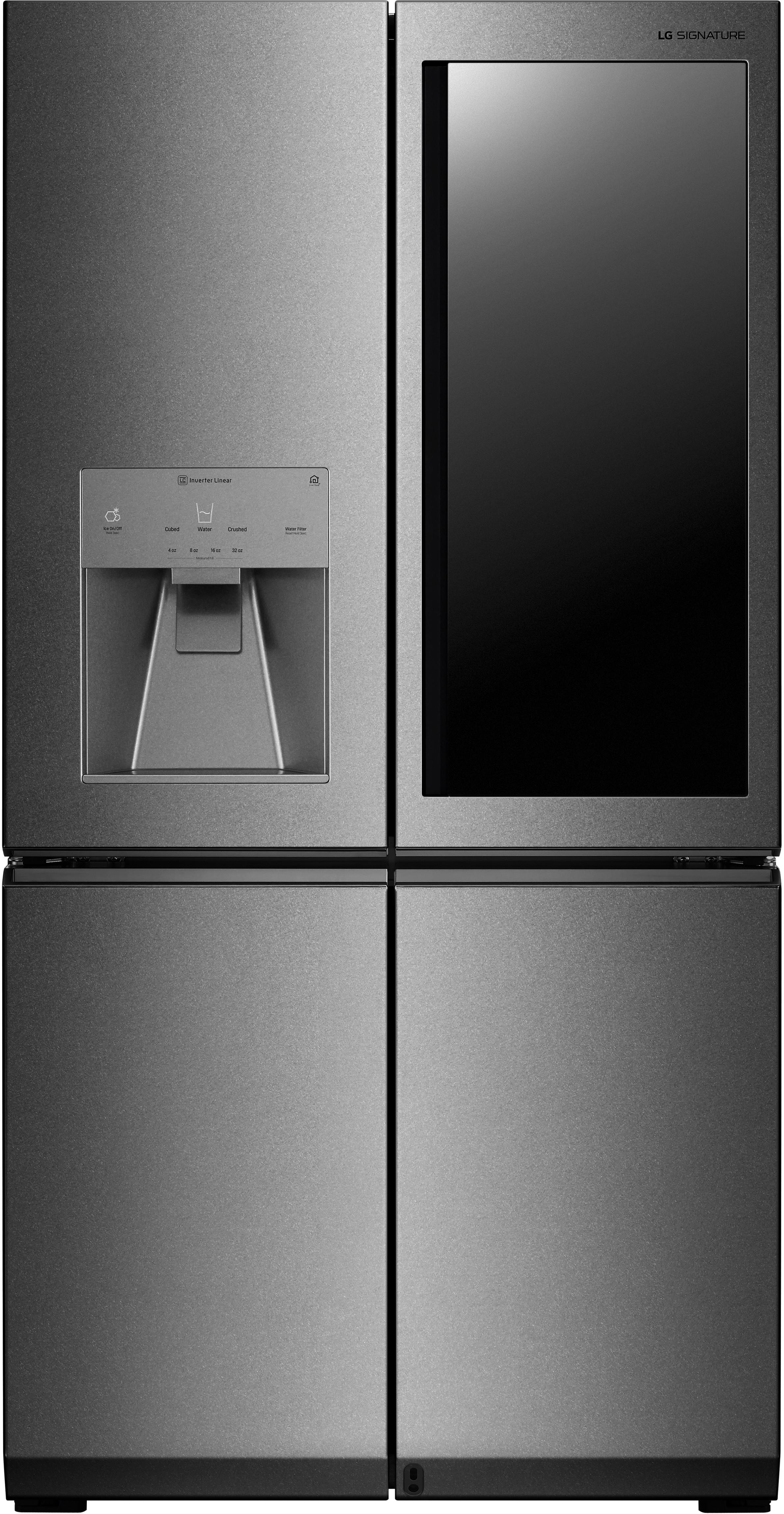 Glass Door Refrigerators - High End Look | AJ Madison