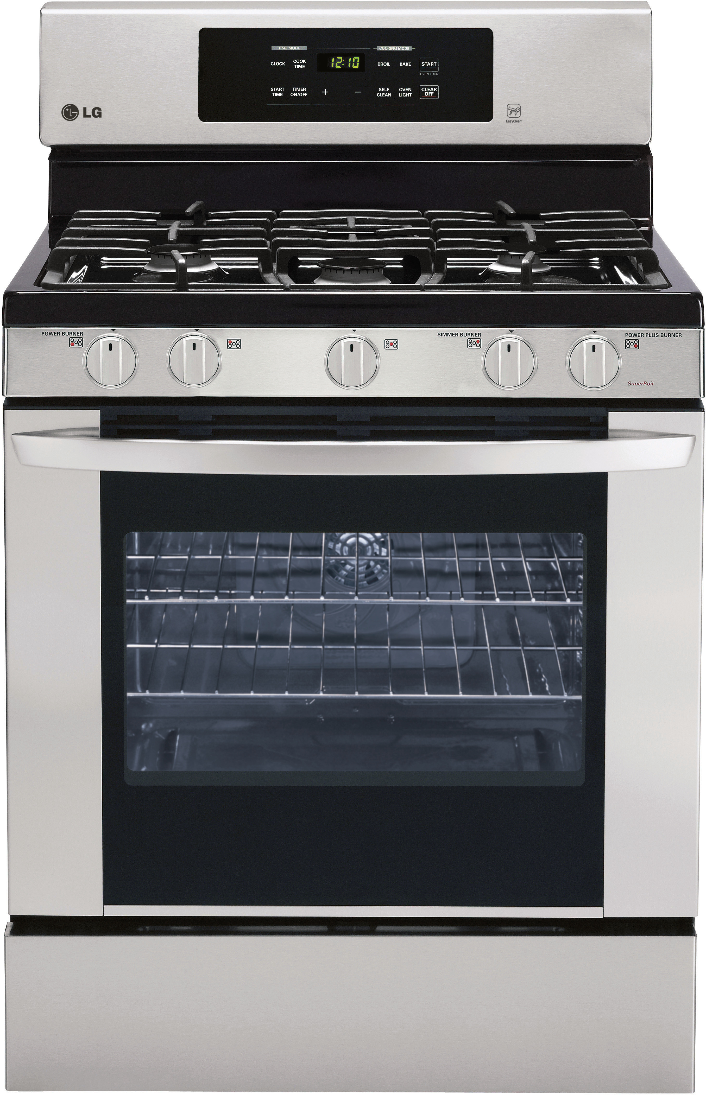 Side by side double oven gas stove - Side By Side Double Oven Gas Stove 25