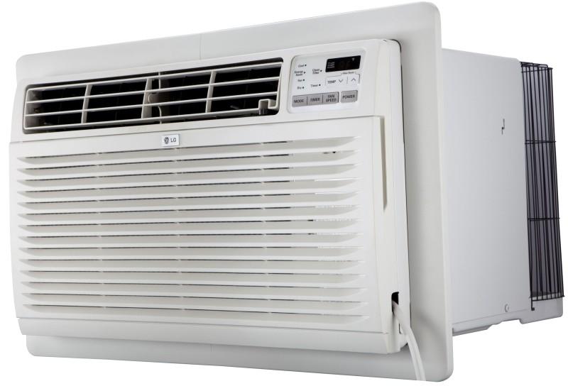 Lg Lt1037hnr 10 000 Btu Thru The Wall Air Conditioner With