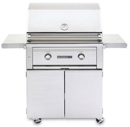 Lynx L500fng 50 Inch Freestanding Gas Grill With 733 Sq
