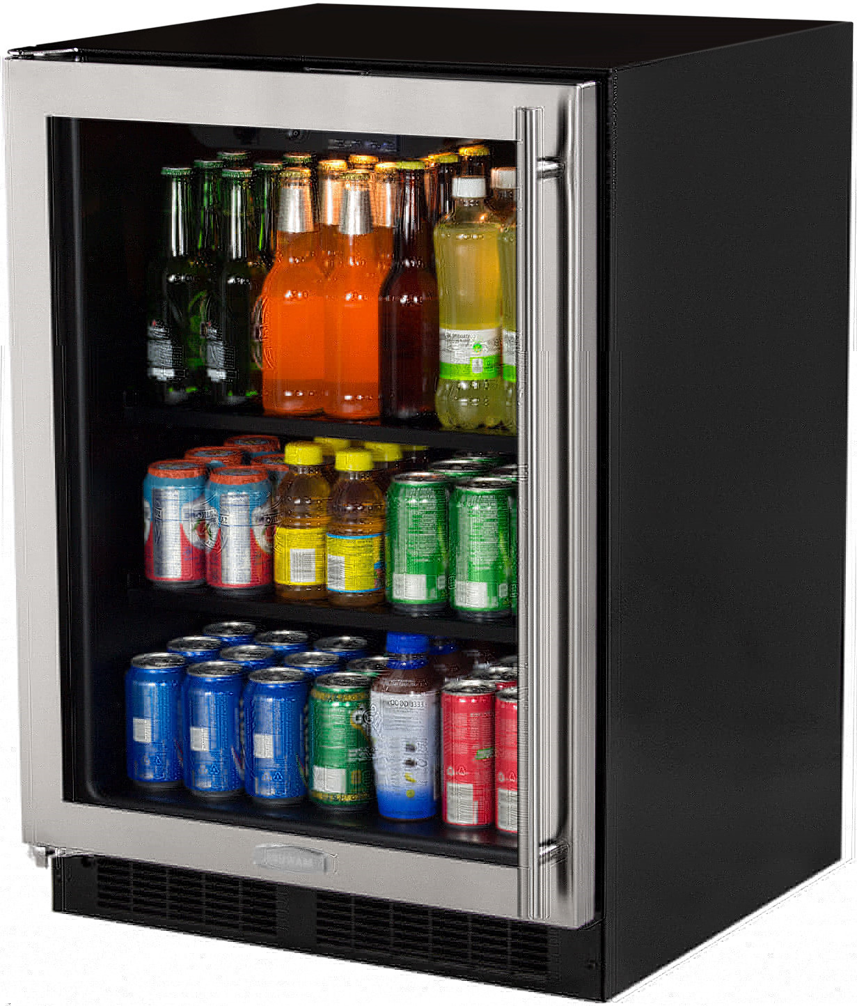 Glass Door Compact Beverage Centers