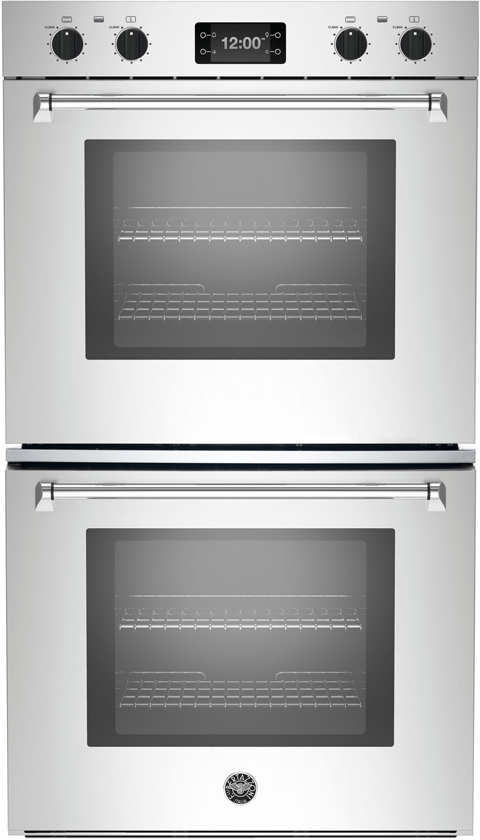 Bertazzoni Masfd30xt 30 Inch Double Electric Wall Oven With 8 2 Cu