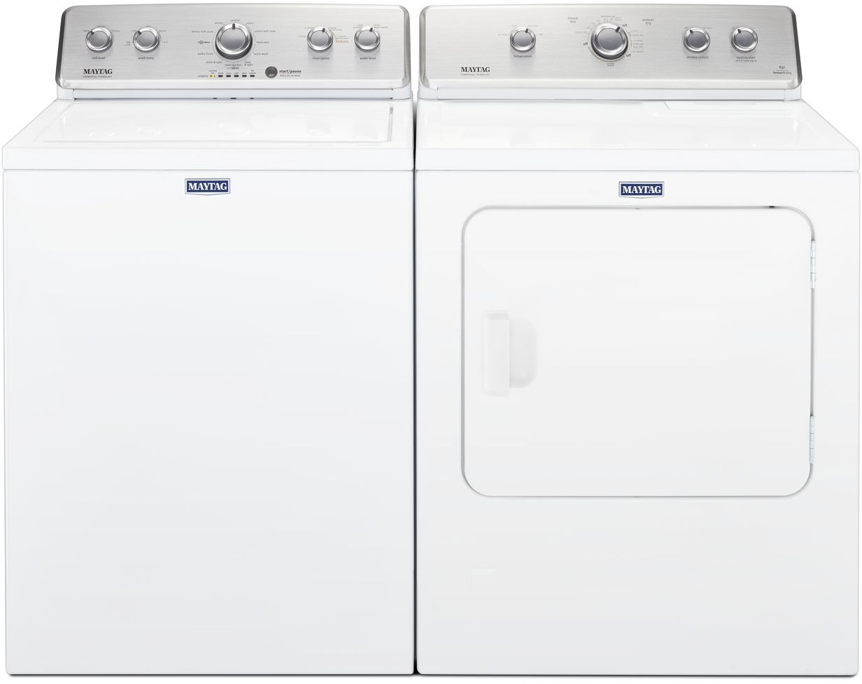 Maytag Mawadrew465 Side By Side Washer Amp Dryer Set With