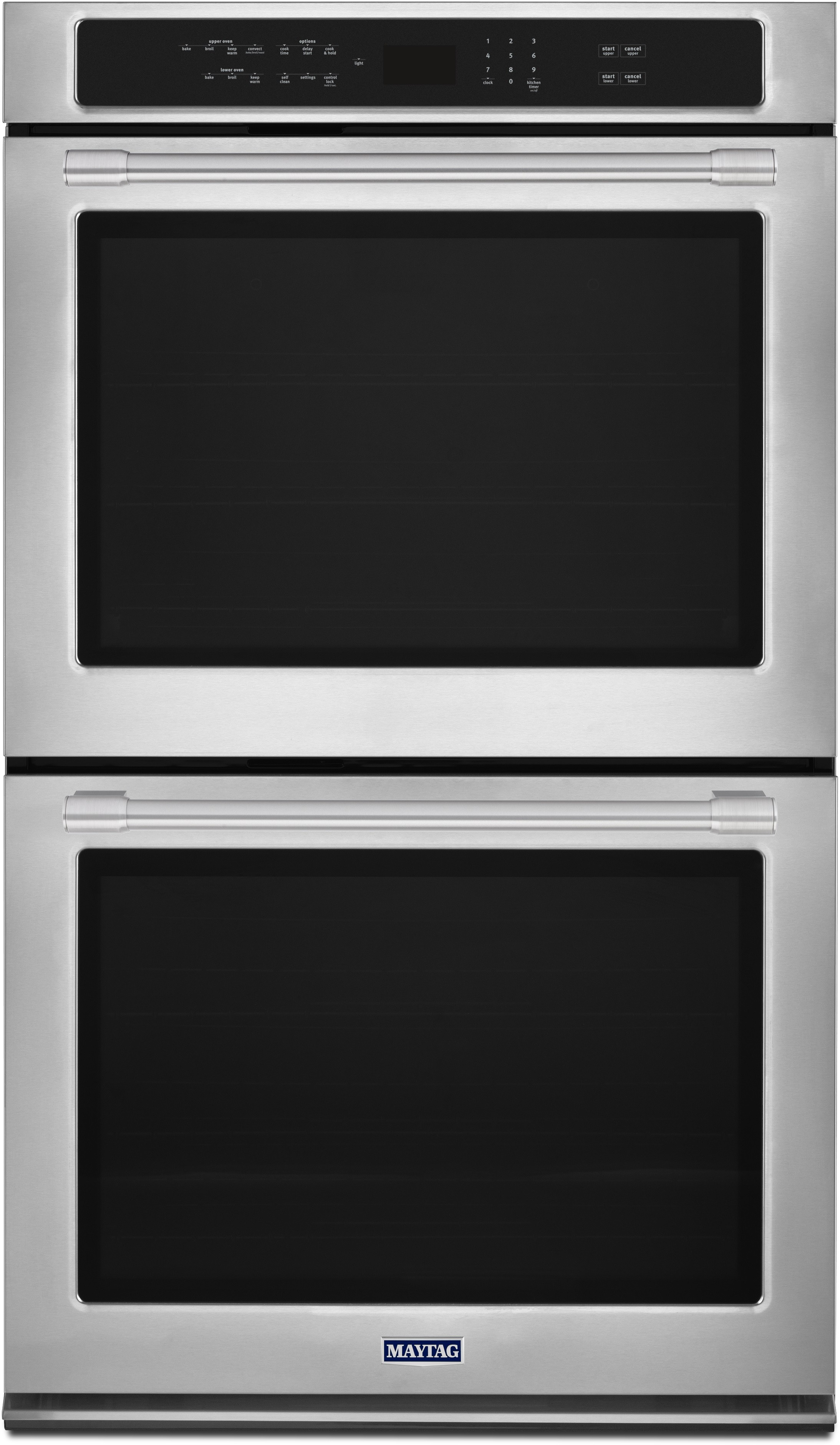 Maytag Mew9627fz 27 Inch Double Electric Wall Oven With True