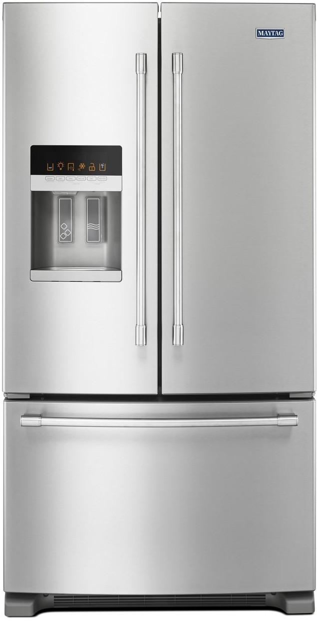 Buy a Maytag Refrigerator in Black, White \u0026 Stainless Steel
