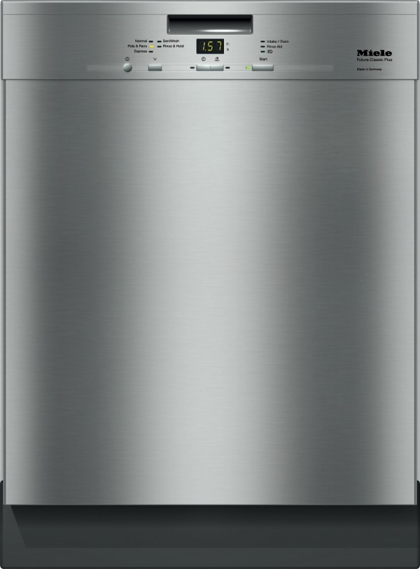 Miele G4926scuclst Full Console Dishwasher With 3rd Rack