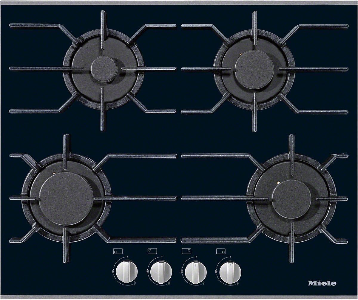 Miele Km3010lp 24 Inch Gas Cooktop With