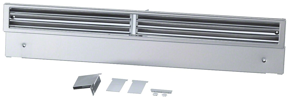 Refrigerator Stainless Steel Toe Kick Cover